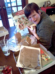 """""""You will not defeat me, Gingerbread!"""""""