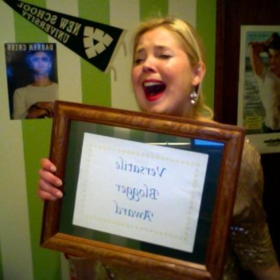 Some things just scream, 'Winner!'