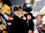 Jules and Jenn in Savannah, circa 2002. Five days from near death.