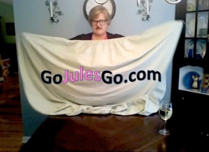 Babs Sheet Go Jules Go