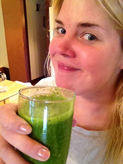 Jules-green-smoothie