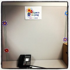 cubicle-welcome