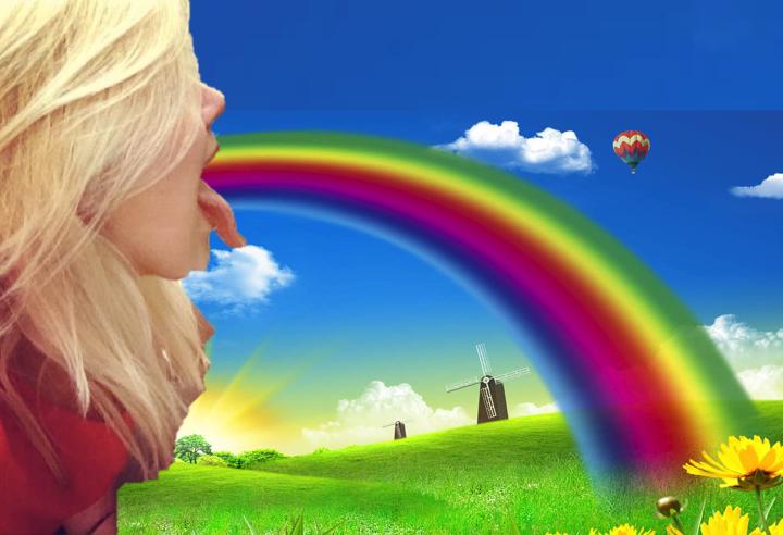 Jules-Rainbow-Puke
