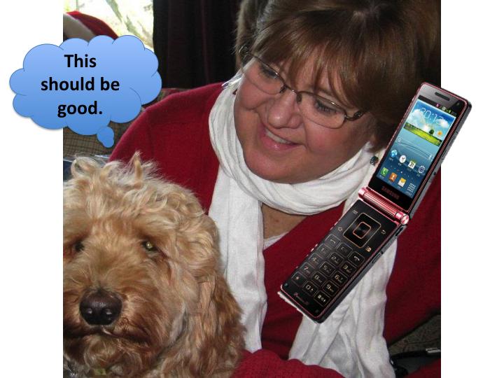 Babs-smart-phone