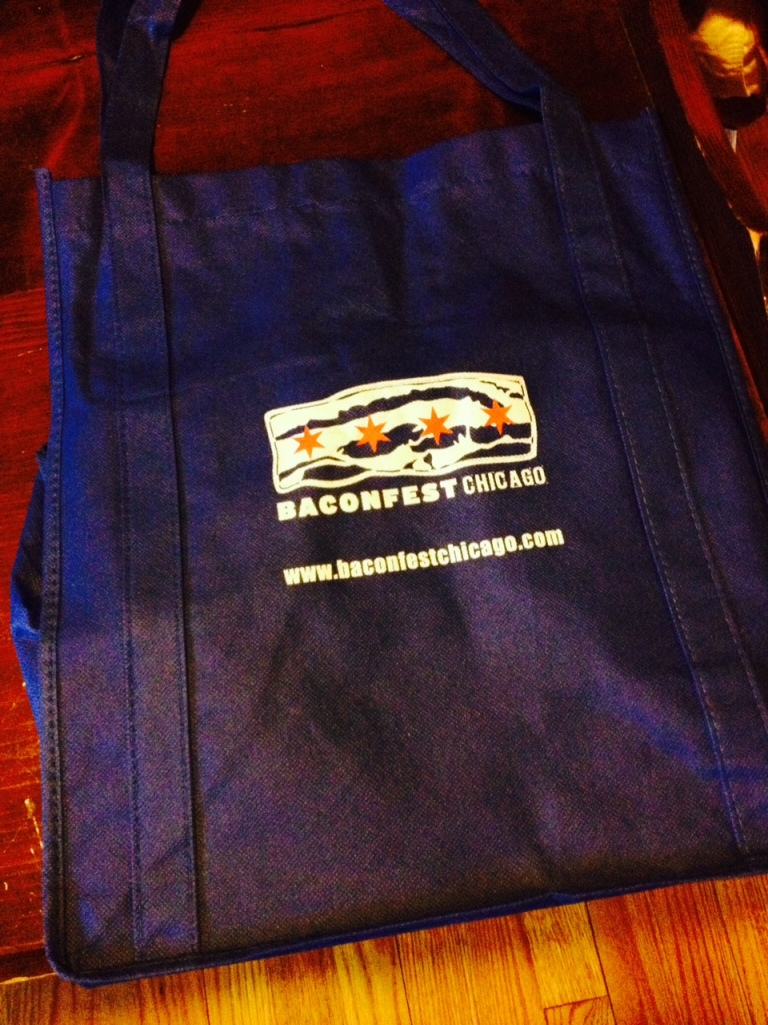 Baconfest-bag