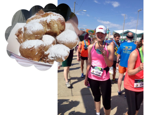 Fried Twinkies here I come (thank you, Jersey boardwalk)!