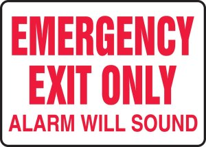 emergency-exit-alarm