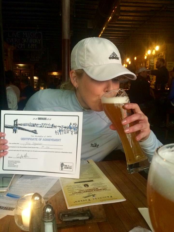 Great-Saunter-taste-of-victory-beer