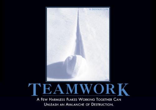 teamworkdemotivator