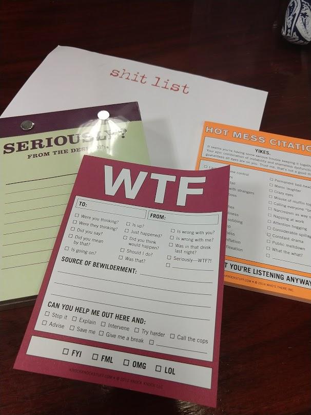 citation note pads