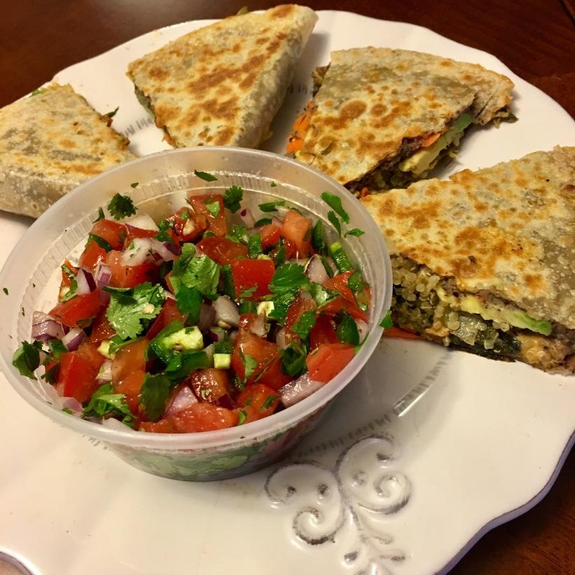 healthy-quesadilla