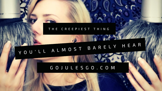 ASMR-The creepiest thing-title photo