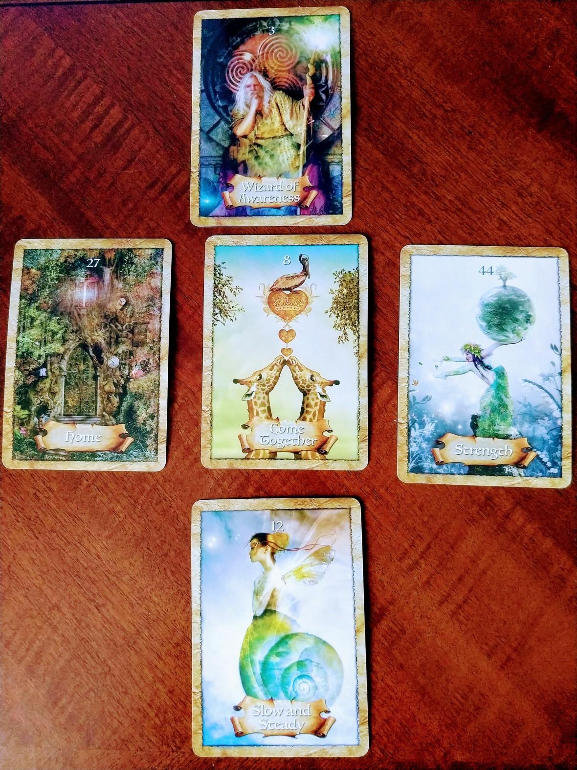 oracle-card-spread