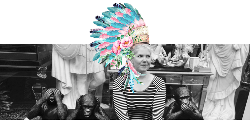 Jules-headdress