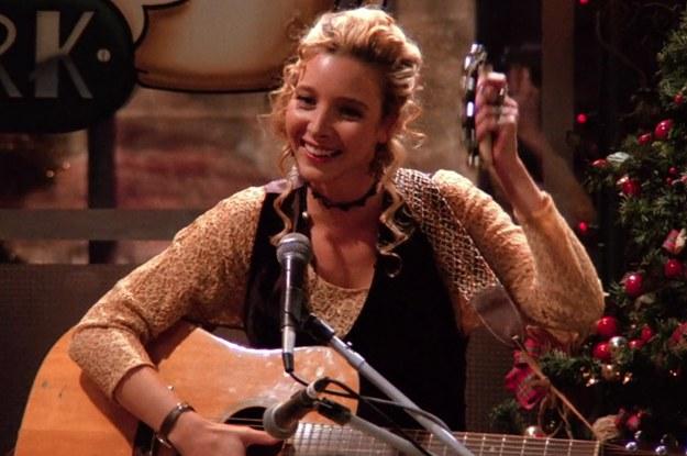 Phoebe-Friends
