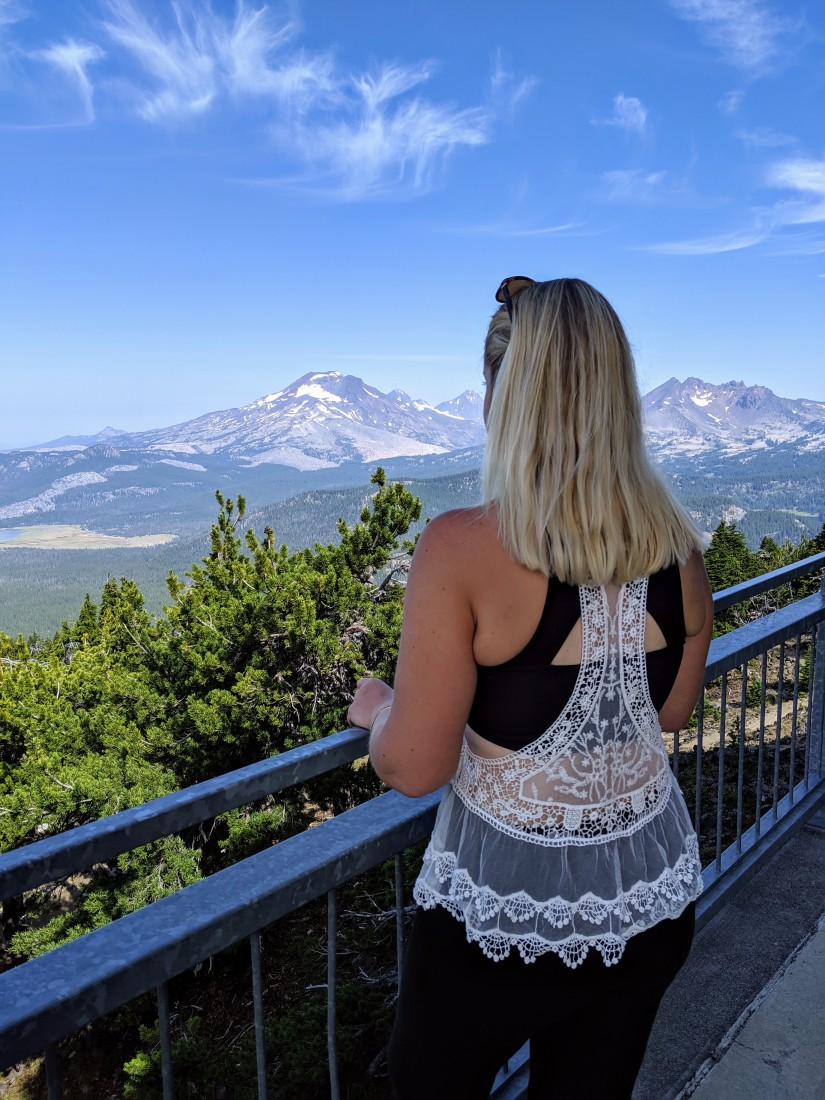 Go Jules Go Mt Bachelor 2 June 2019