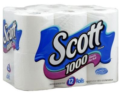 scott 12 pack