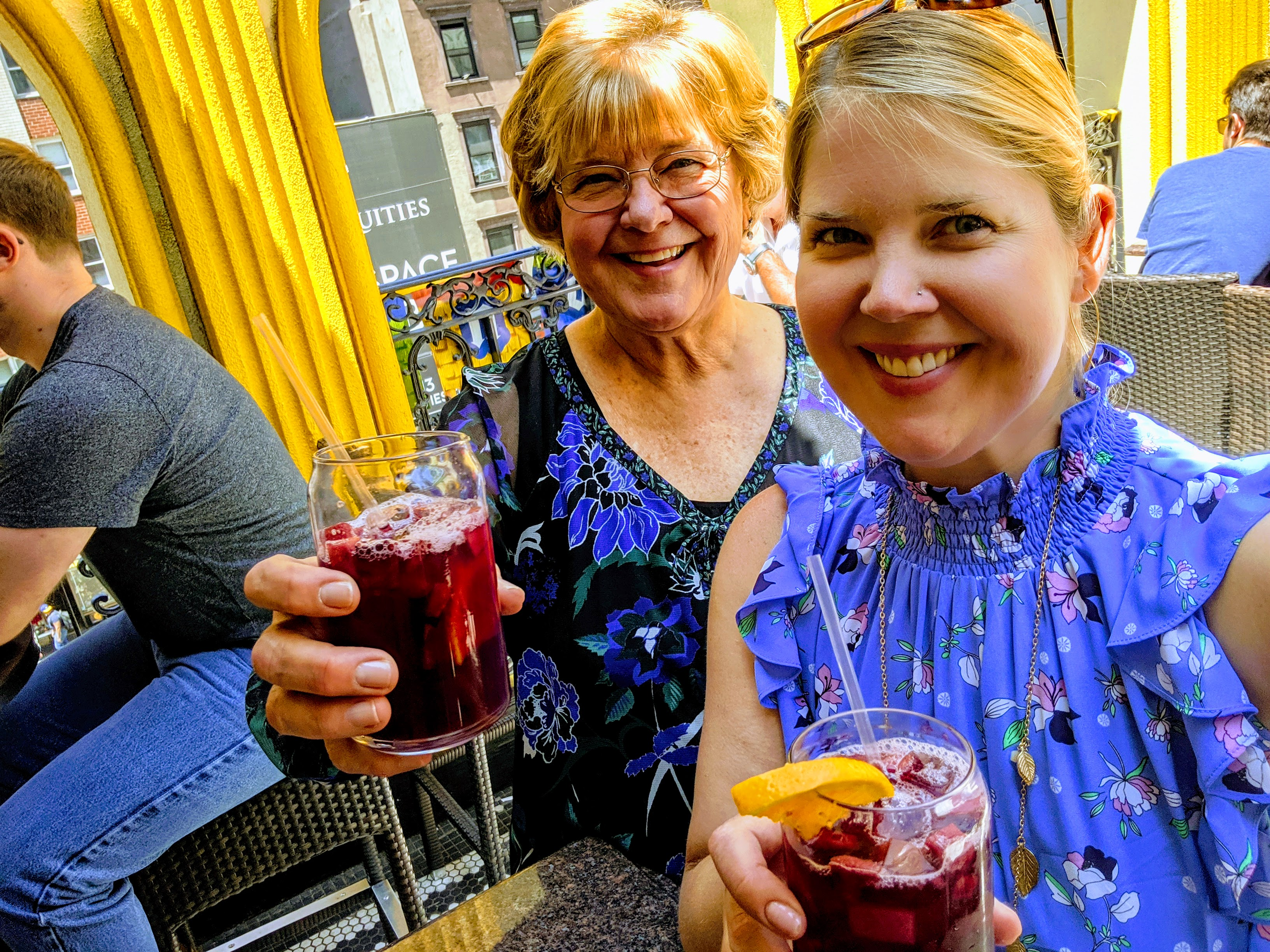 Babs Jules NYC May 2019