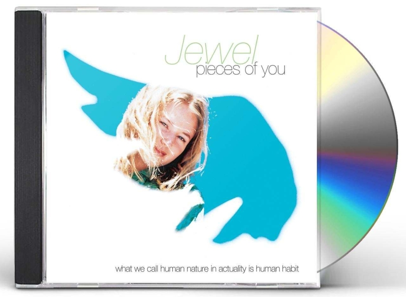 Jewel Pieces of You album cover