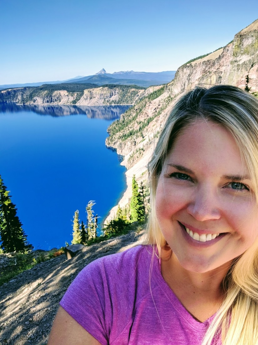 Jules Crater Lake Aug 2019