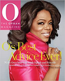 O Magazine Oprah advice