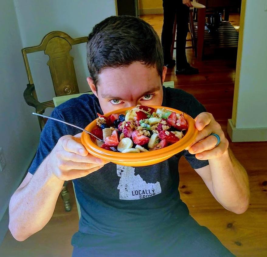 Dakota fruit bowl retreat Sep 2018
