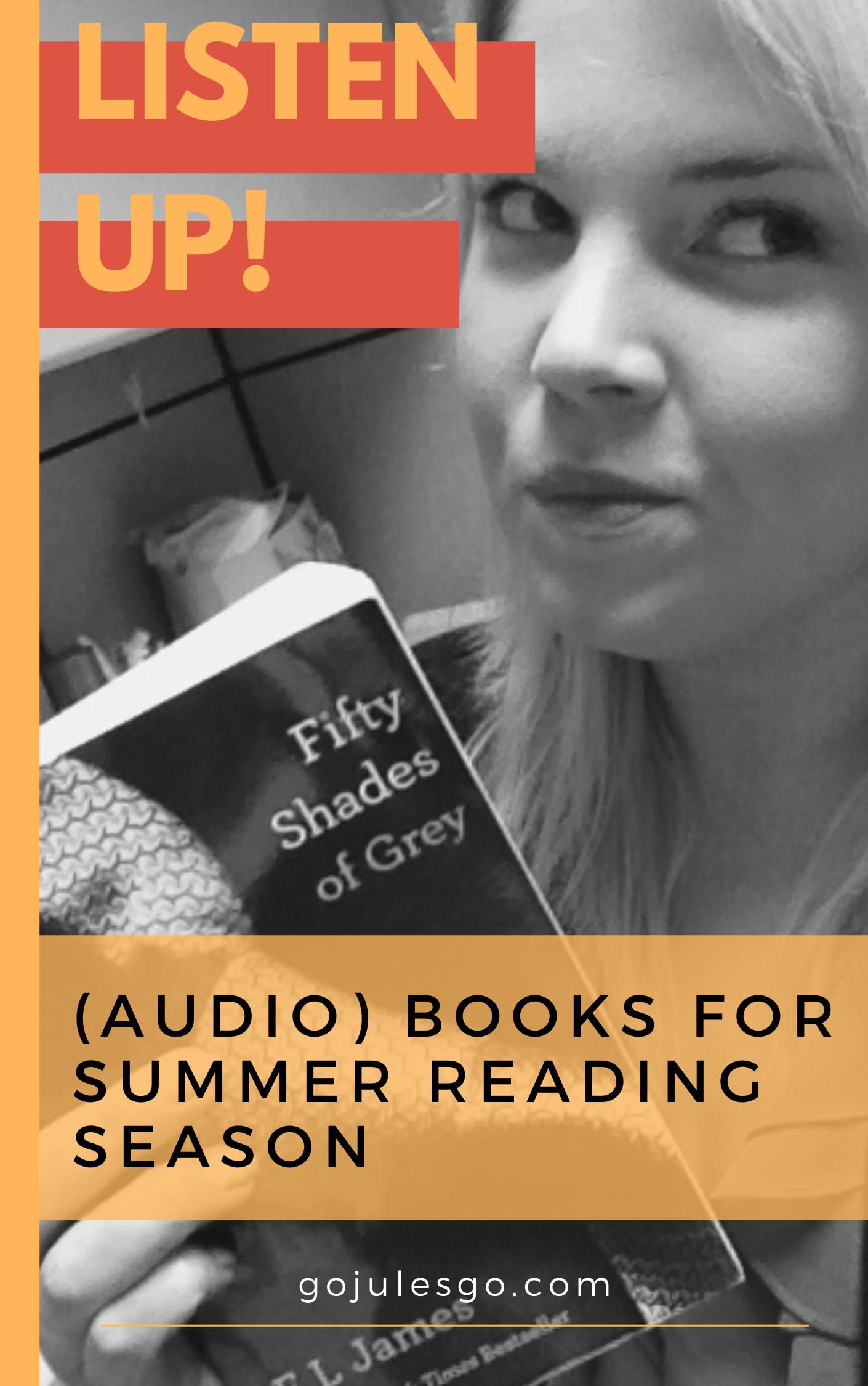 Go Jules Go Title Graphic LISTEN UP Audio Books for Summer Reading Season_3JUN2020