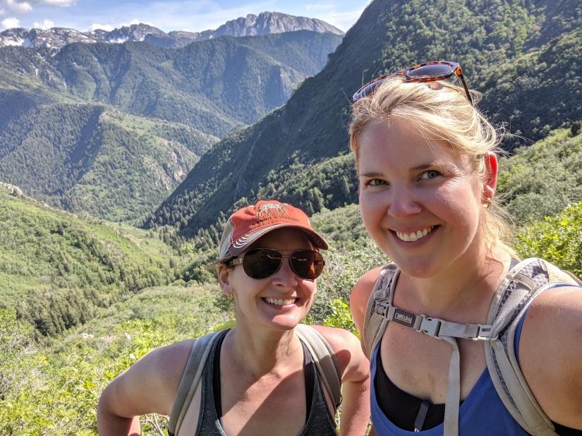 Jules Janeen Grandeur Peak Salt Lake City June 2019