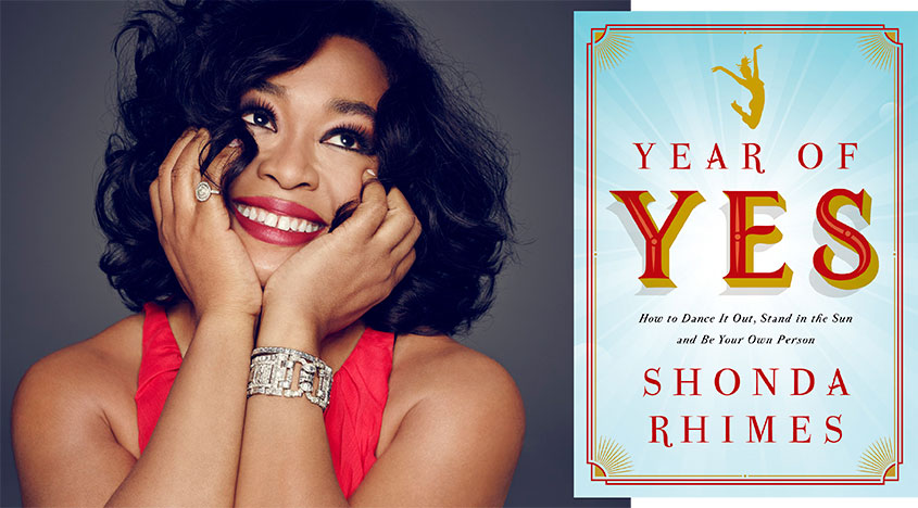 Year of Yes Shonda Rhimes